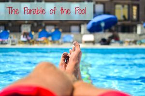 parable of the pool image